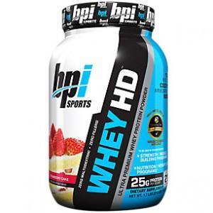 BPI - Whey HD 2lb