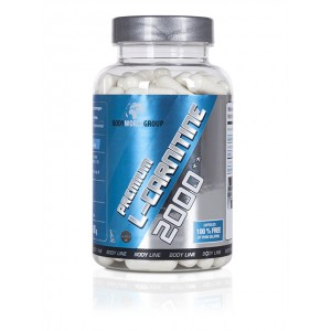 BWG - L-Carnitin 2000 mg 100caps.