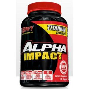 SAN - Alpha Impact