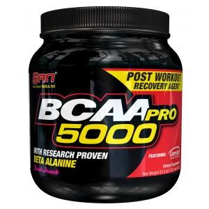 SAN - BCAA PRO 5000 690gr.