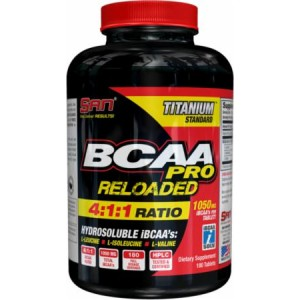 SAN - BCAA PRO Reloaded 180 tbl