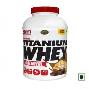 SAN - Pure Titanium Whey Essential 5lb