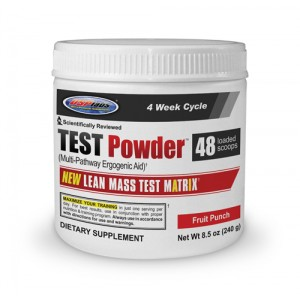 USP Labs - Test Powder 24serv.