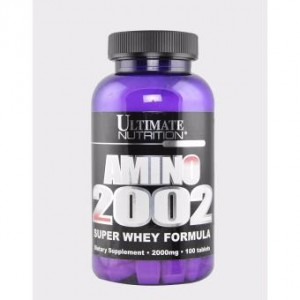 Ultimate Nutrition - Amino 2002 100tabs
