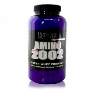 Ultimate Nutrition - Amino 2002 330tabs