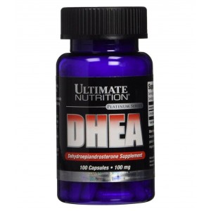 Ultimate Nutrition - DHEA 100mg 100tabs