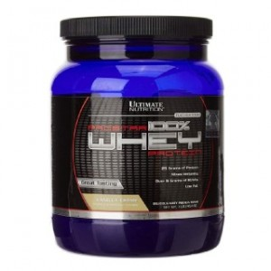 Ultimate Nutrition - Prostar whey 1lb