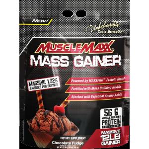 AllMax - MuscleMaxx Mass Gainer 12lb