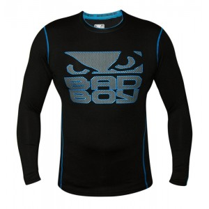 Bad Boy - Rash Guard Carbon