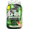 MuscleTech - All-in-one Whey+Geens 908gr.