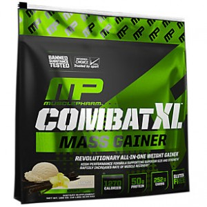 Muscle Pharm - Combat XL Gainer 12lb