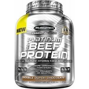 MuscleTech - Platinum 100% Beef Protein 1860gr.