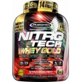 MuscleTech - Nitro Tech Whey Gold 6lb