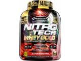 MuscleTech - Nitro Tech Whey Gold 6lb