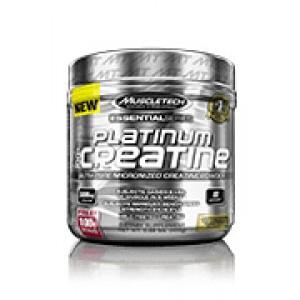MuscleTech - Platinum 100% Creatine 400gr.