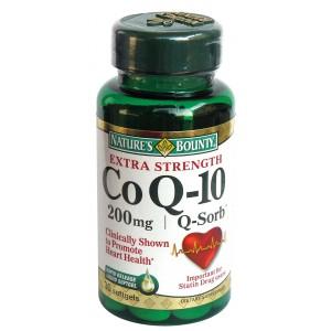 Nature's Bounty - CoQ10 200mg 45softgel.