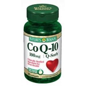 Nature's Bounty - Co Q-10 Q-Sorb™ 100mg