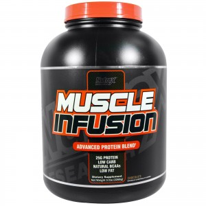 Nutrex - Muscle Infusion 5lb.