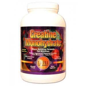 Saturn - Creatine Monohydrate 500gr.