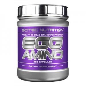 Scitec - Egg Amino 250caps.